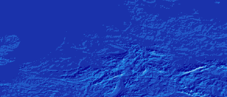 Layer 'Classified' rendered in ArcGIS