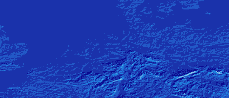 Layer 'Classified' rendered in MapServer