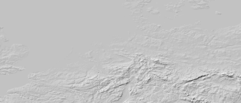 Layer 'Stretched - min max' rendered in MapServer