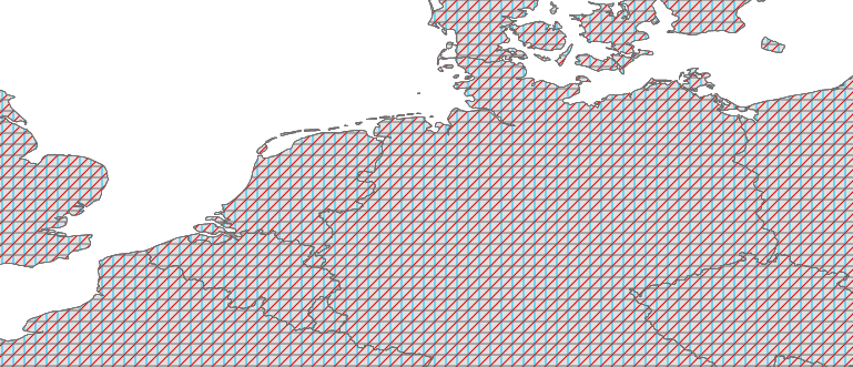 Layer 'Overlapping line fill' rendered in GeoServer