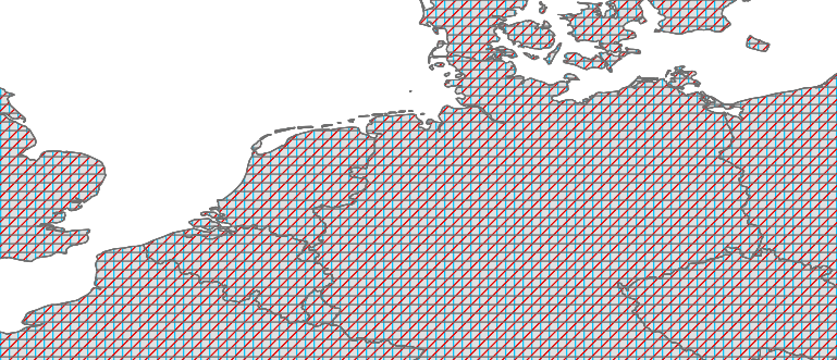 Layer 'Overlapping line fill' rendered in MapServer